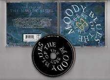 """THE MOODY BLUES """"The Best Of"""" (CD) 1996"""