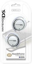 ECOUTER - BLANC -   HEADPHONE (WHITE)  DSI / DS / DS LITE - NEUF et EMBALLER