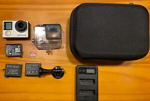 gopro hero 4 Camera And Accessories Go Pro