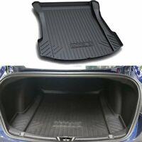 Car Cargo Rear Trunk Mat Carpet Liner Protector for Tesla Model 3 2017-2019