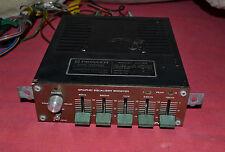 Equalizzatore grafico Pioneer AD-30 auto, Graphic Equalizer Booster component