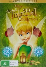 The Tinker Bell 6 Movie Collection R4 DVD