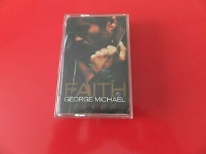 George Michael - Faith (Audio Cassette Tape)