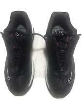 Nike Golf Sport Jr Black Spikes Size 3.5Y Youth Juniors New-in-box. Nib