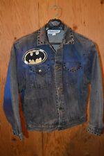 The Tony Alamo 1987 Batman Jean Jacket Unisex Large