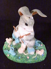 Charming Tails Guess What 89/714 Pregnancy Announcement Rabbit