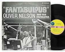Oliver Nelson fantabulous Argo NM # 49