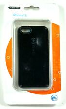 Speck CandyShell Case for iPhone 5S/SE/5 ,Black/Slate Grey