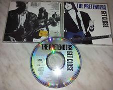 CD THE PRETENDERS - GET CLOSE