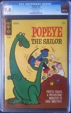 Popeye (1948-84 Dell/Gold Key/King/Charlton) #79 Random House File Copy CGC 9.4