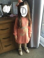 Oilily Jumper Dress Age 5