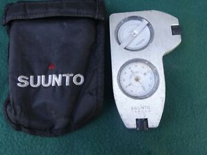 Suunto SS020420000 Clinometer/compass Tandem