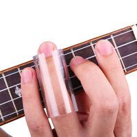 Slide barra slider vetro 60x22x22mm per chitarra elettrica acustica bottleneck