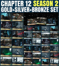 MANDALORIAN-CHAPTER 12-SEASON 2-GOLD+SILVER+BRNZ SET-TOPPS STAR WARS CARD TRADER