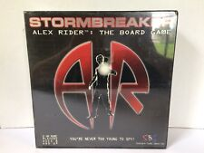Stormbreaker Alex Rider The Board Game You're Never Too Young To Spy