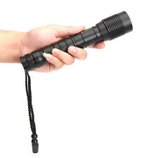 Military Grade Tactical Flashlight LED Torch X3600 Zoom Lumify X9 XT11 Design