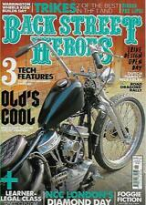 BACK STREET HEROES Magazine No.427 Nov.19(NEW)*Post included to UK/Europe/USA