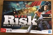 Riesgo De Hasbro El juego de dominación global niños 2010