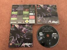 BATMAN FOREVER THE ARCADE GAME WITH MANUAL SONY PLAYSTATION 1 PS1 PS2 GAME PAL