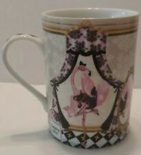 Cape Shore Coffee Mug Empty Nest Pink Flamingos Le Van Downeast Concepts Maine