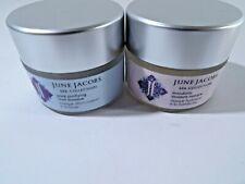June Jacobs Mandarin Moisture Masque Pore Purfying MUD Masque Set of 2 NIC 35 E