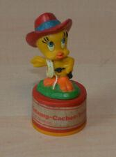 Seltener alter Bully Stempel Looney Tunes TWEETY Figur