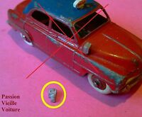 DINKY TOYS 24UT : SIMCA 9 ARONDE TAXI compteur à peindre / taximeter unpainted