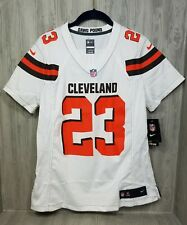 Nike NFL on Field Cleveland Browns Haden  23 Jersey Women s Large e990624c7