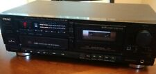 Teac Ad-3 Cd Player & Cassette Deck Combo Serviced and calibrated
