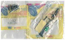 Vintage RC TAMIYA X10167 Sonic Fighter Rod Bag 9405420 + Shaft Bag X10171 2-bags