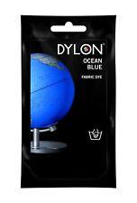Dylon 50g Ocean Blue Hand Dye Sachet - Free P&P!