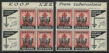 SOUTH AFRICA 1945 Christmas Labels MH/*