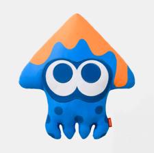 Nintendo TOKYO Splatoon Plush doll Squid Cushion Blue INK YOU UP Japan NEW