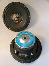 "Vintage JBL GT Series 8"" Subwoofers, GT82D, Circa 1994-95"