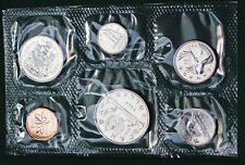1984 Canada Prooflike PL set - 6 coins in org packaging and certificate