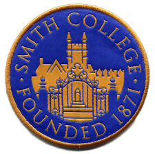 "SMITH COLLEGE PIONEERS NCAA COLLEGE 3"" ROUND SCHOOL TEAM LOGO PATCH"