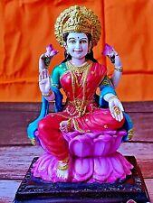 More details for beautiful lakshmi devi idol / lakshmi statue/ goddess laxmi idol