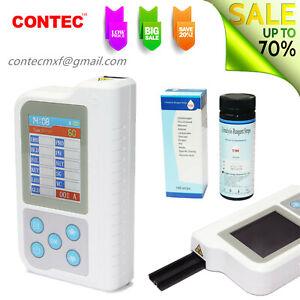 US BC401BT Bluetooth Digital Urine Analyzer with 100PCS Test Strips Urine Tester