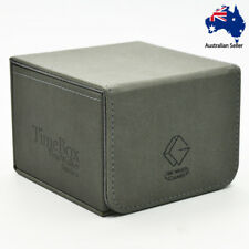 Timewalker Wooden Inner Large Capacity EDH Deckbox MTG Magic Yugioh Pokemon Card
