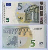 LAGARDE 5 euro 2013, serie EC, P-26e. Plancha UNC.