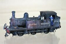 MAINLINE KIT BUILT BR 0-6-0 CLASS J72 LOCO 68745 WEATHERED mx