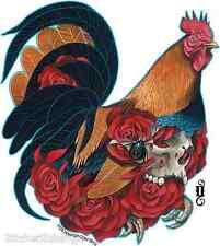 El Gallo STICKER Decal Art Gustavo G19