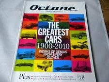 Octane Magazine. Issue 78 December  2009 The Greatest Cars 1900 - 2010