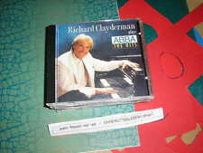 CD Pop Richard Clayderman - Plays ABBA Hits DELPHINE PROD