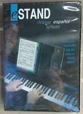 eStand Deluxe Software (Español e Inglés) (Electronic Music Stand) (Partituras)