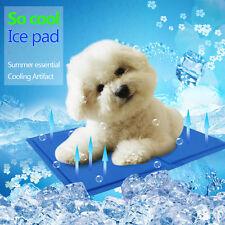 Didog Non Toxic Puppy Dog Cooling Gel Mat Cool Self Cooler Dog Sleep Bed Pad
