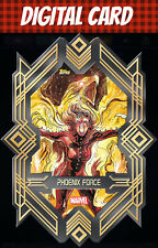 Topps Marvel Collect Digital Phoenix Force Icons Die Cuts 2020