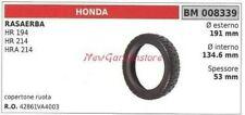 Pneu Roue Honda Tondeuse à Gazon Tondeuse Hrx 194 214 008339