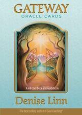 NEW Gateway Oracle Cards, Denise Linn, 2012, 44 cards + Guidebook