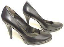 Nine West Black Heels Platform Classic Pumps Sz 9M Style: Nwrocha
